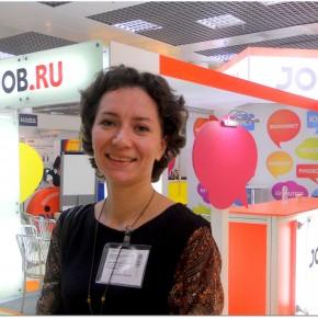 Выставка Personal Moscow и SMM на службе у HR