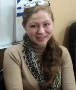 Ирина Рузавина
