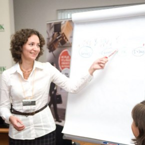 Успех II конференции Подбор и обучение персонала Тула осень 2012!