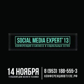 SOCIAL MEDIA EXPERT' 13